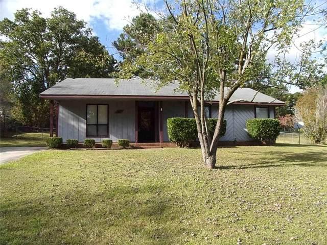 1019 Vesper Lane, Fayetteville, NC 28311 (MLS #645369) :: Moving Forward Real Estate