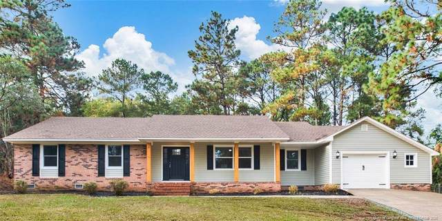 606 Randinita Drive, Fayetteville, NC 28311 (MLS #645384) :: Moving Forward Real Estate