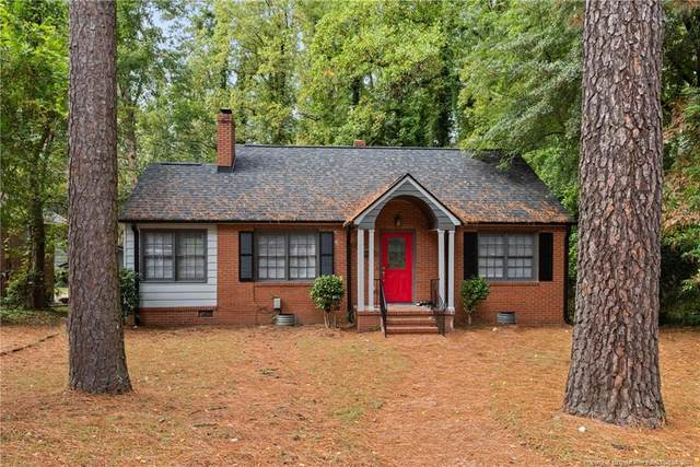 715 Glenwood Drive, Fayetteville, NC 28305 (MLS #645386) :: The Signature Group Realty Team