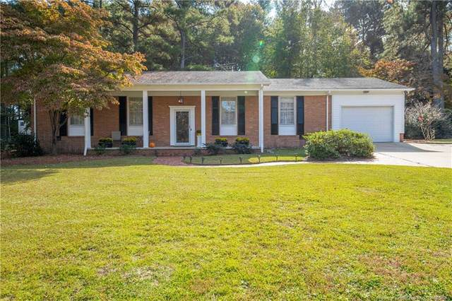 91 Dogwood Lane, Lillington, NC 27546 (MLS #645390) :: Freedom & Family Realty