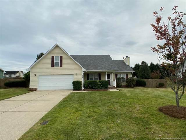 265 Walden Green Drive, Raeford, NC 28376 (MLS #645406) :: Premier Team of Litchfield Realty