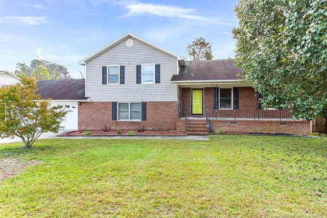 8825 Tibs Run Drive, Fayetteville, NC 28314 (MLS #645407) :: Freedom & Family Realty