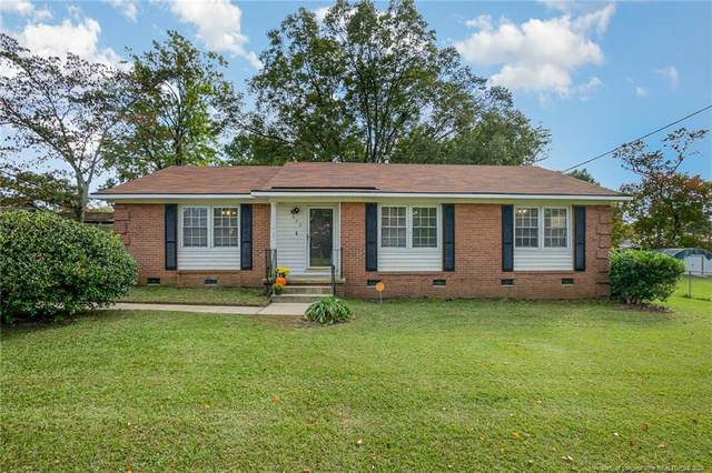 333 Kenwood Drive, Fayetteville, NC 28311 (MLS #645410) :: The Signature Group Realty Team