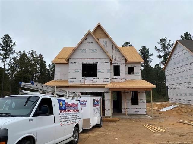 510 Falls Creek Drive, Spring Lake, NC 28390 (MLS #645420) :: Moving Forward Real Estate
