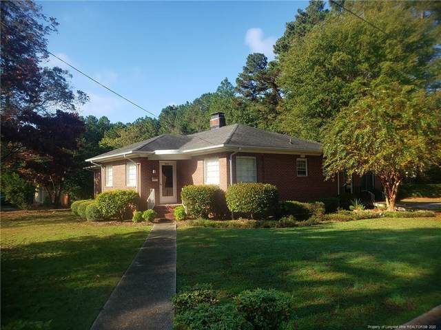 600 S Orange Avenue, Dunn, NC 28334 (MLS #645421) :: Freedom & Family Realty