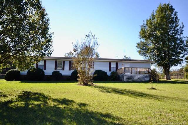 6581 Celestial Pine Drive, Hope Mills, NC 28348 (MLS #645425) :: On Point Realty