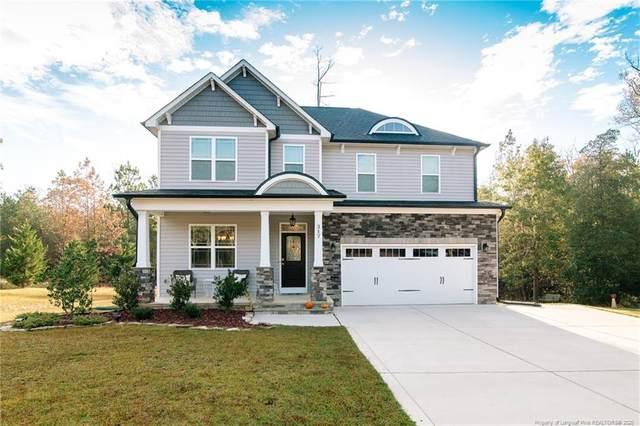 317 Saffron Court, Sanford, NC 27330 (MLS #645479) :: Freedom & Family Realty