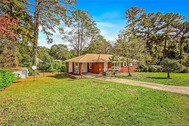 331 Pinecrest Drive, Fayetteville, NC 28305 (MLS #645496) :: The Signature Group Realty Team