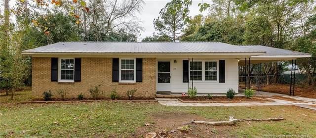 216 Treadway Court, Fayetteville, NC 28311 (MLS #645513) :: The Signature Group Realty Team