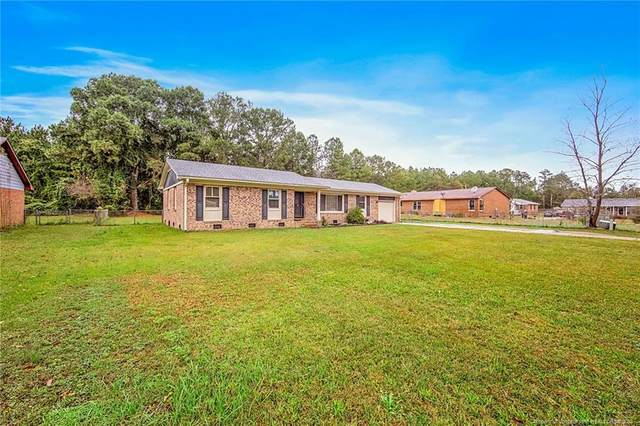 6813 Seaford Drive, Fayetteville, NC 28314 (MLS #645530) :: The Signature Group Realty Team