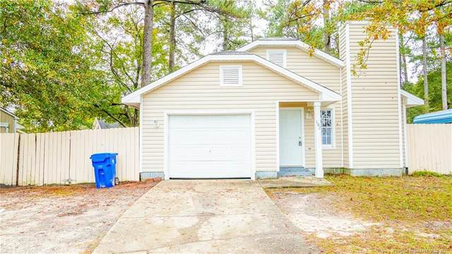 102 Duncan Road, Spring Lake, NC 28390 (MLS #645536) :: The Signature Group Realty Team
