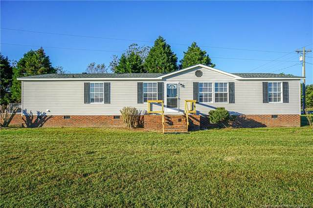 30 Sampson Road, Dunn, NC 28334 (MLS #645603) :: The Signature Group Realty Team