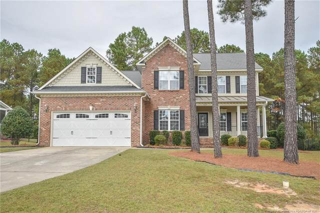 323 Rolling Pines Drive, Spring Lake, NC 28390 (MLS #645604) :: Freedom & Family Realty