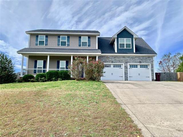 352 Asheford Way, Cameron, NC 28326 (MLS #645646) :: Freedom & Family Realty