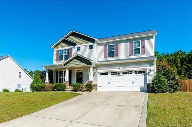 4980 Aberdeen Road, Raeford, NC 28376 (MLS #645772) :: The Signature Group Realty Team