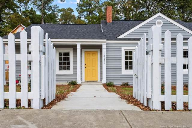 1432 Summitt Avenue, Fayetteville, NC 28305 (MLS #645836) :: The Signature Group Realty Team