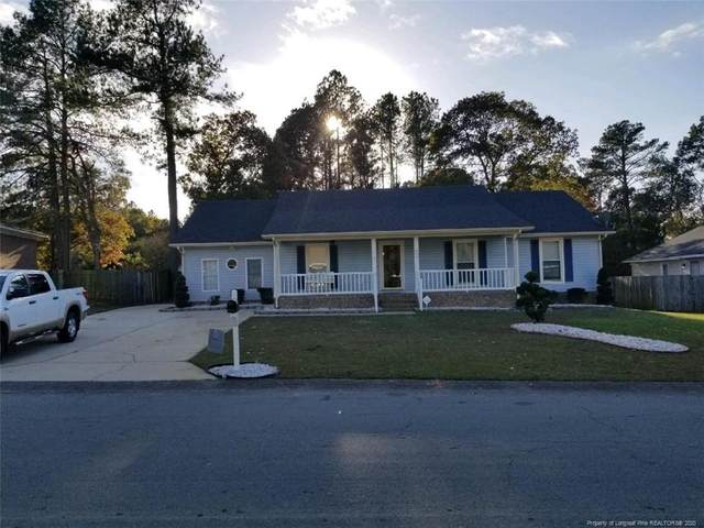 1052 Christina Street, Fayetteville, NC 28314 (MLS #645913) :: The Signature Group Realty Team