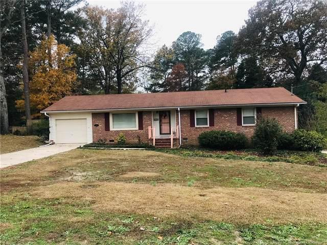 111 Old Gate Road, Fayetteville, NC 28314 (MLS #646012) :: Moving Forward Real Estate