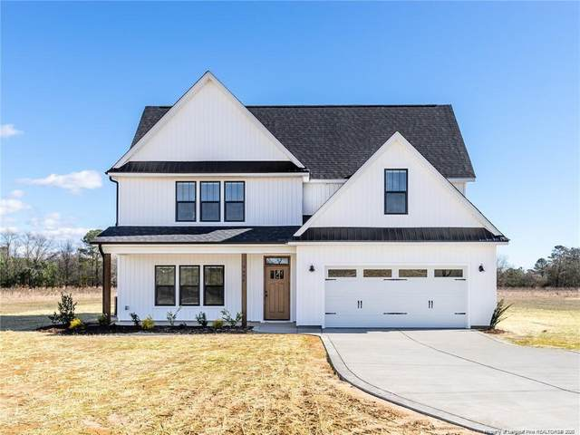 886 Foxcroft Drive, Fayetteville, NC 28311 (MLS #646049) :: The Signature Group Realty Team
