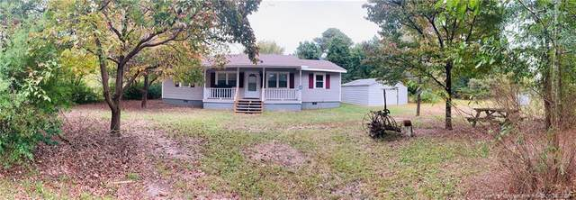 6101 New Hope Church Road, Wade, NC 28395 (MLS #646071) :: The Signature Group Realty Team