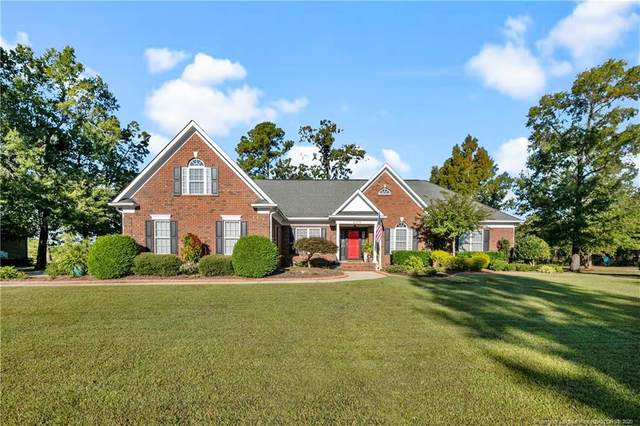 6359 Hornbuckle Drive, Fayetteville, NC 28311 (MLS #646086) :: The Signature Group Realty Team