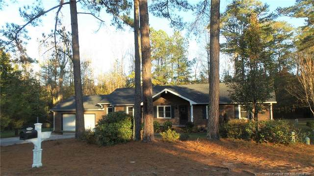 304 Canteberry Drive, Spring Lake, NC 28390 (MLS #646094) :: The Signature Group Realty Team