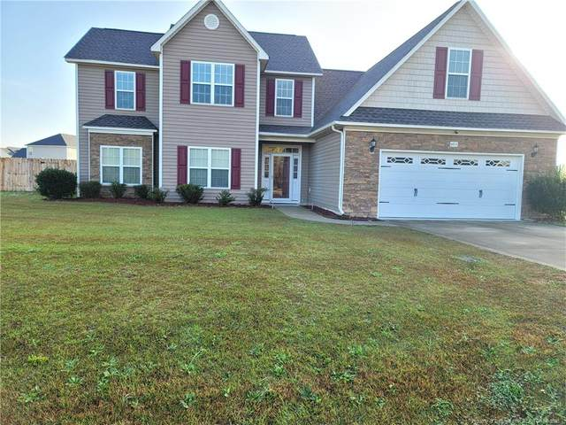 6712 Carriage Crossing Road, Hope Mills, NC 28348 (MLS #646096) :: The Signature Group Realty Team