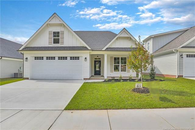 122 Camille Brooks Drive, Angier, NC 27501 (MLS #646123) :: Freedom & Family Realty