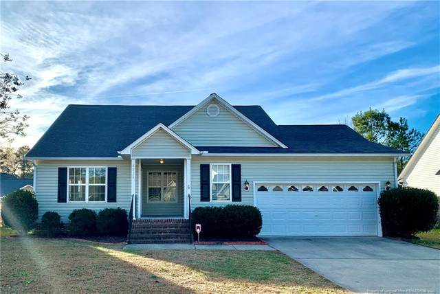 4816 Matchwood Court, Fayetteville, NC 28306 (MLS #646130) :: Freedom & Family Realty