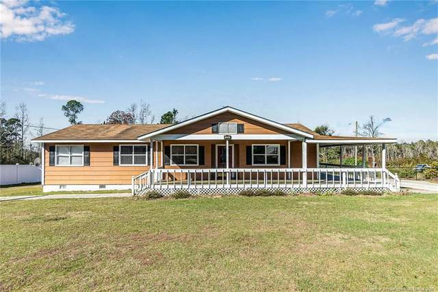 1236 Raynor Mclamb Road, Bunnlevel, NC 28323 (MLS #646133) :: The Signature Group Realty Team