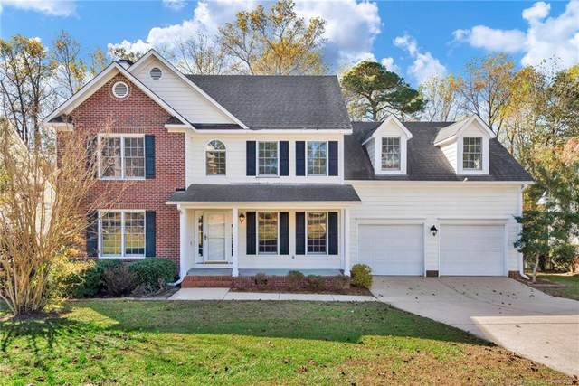 5749 Cherrystone Road, Fayetteville, NC 28311 (MLS #646150) :: The Signature Group Realty Team