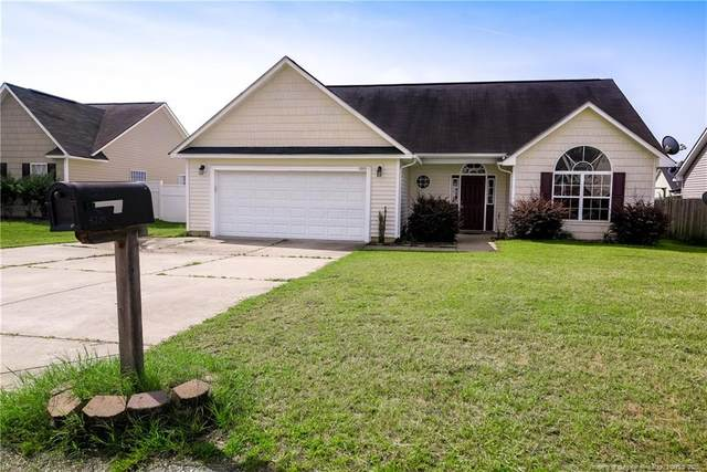 5215 Woodpecker Drive, Hope Mills, NC 28348 (MLS #646211) :: Moving Forward Real Estate