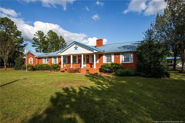 2874 Jack Richardson Road, Elizabethtown, NC 28337 (MLS #646228) :: The Signature Group Realty Team