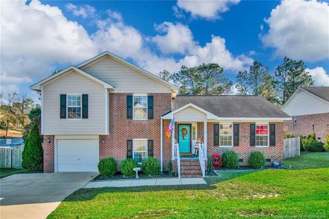 812 Alexwood Drive, Hope Mills, NC 28348 (MLS #646248) :: The Signature Group Realty Team