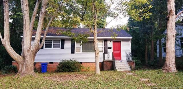 514 Ijams Street, Fayetteville, NC 28301 (MLS #646271) :: The Signature Group Realty Team