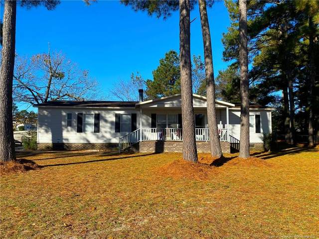 2628 Oglesby Drive, Raeford, NC 28376 (MLS #646275) :: Freedom & Family Realty