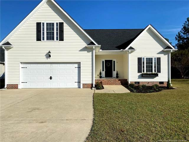 12 Gatewest Drive, Bunnlevel, NC 28323 (MLS #646290) :: The Signature Group Realty Team