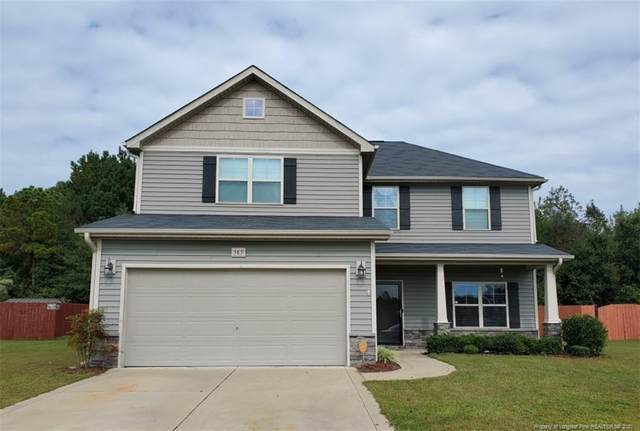 389 Roanoke Drive, Raeford, NC 28376 (MLS #646292) :: On Point Realty