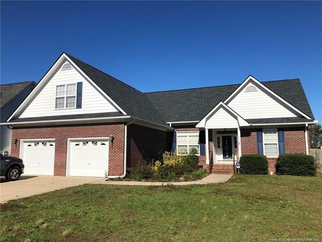 3532 Talus Road, Fayetteville, NC 28306 (MLS #646295) :: The Signature Group Realty Team