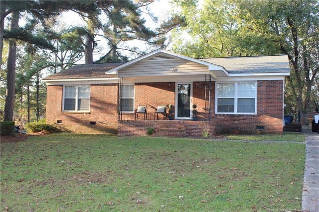 711 Skycliff Court, Fayetteville, NC 28311 (MLS #646314) :: The Signature Group Realty Team