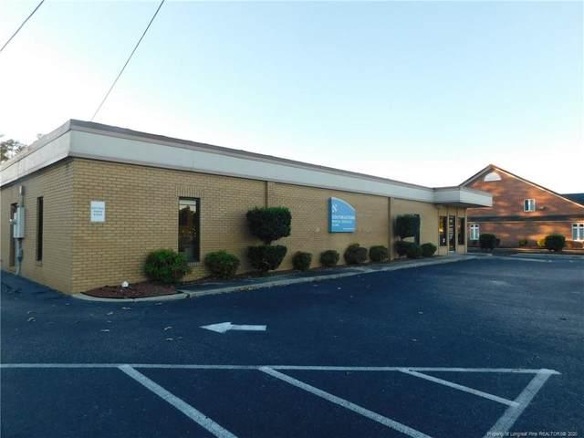 4384 Fayetteville Road, Lumberton, NC 28358 (MLS #646315) :: On Point Realty