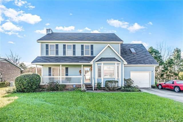 5771 Cottonbelt Way, Fayetteville, NC 28314 (MLS #646321) :: Moving Forward Real Estate