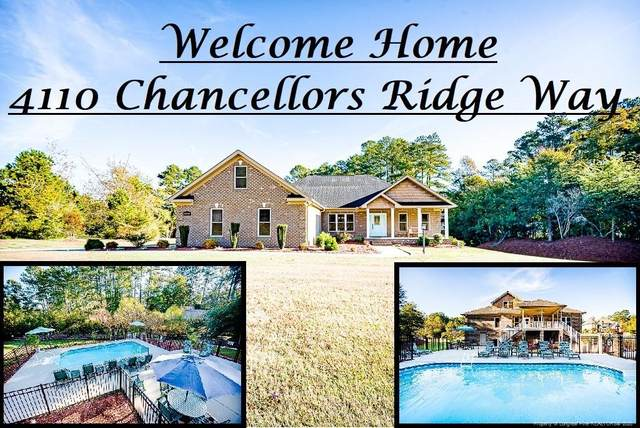 4110 Chancellors Ridge Way, Sanford, NC 27330 (MLS #646332) :: The Signature Group Realty Team