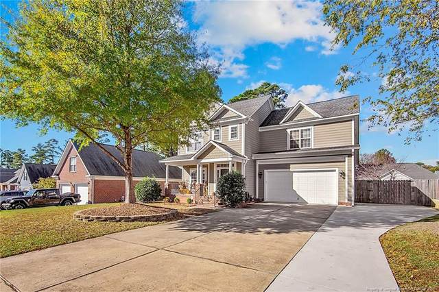 3529 Maccumber Court, Fayetteville, NC 28311 (MLS #646360) :: The Signature Group Realty Team