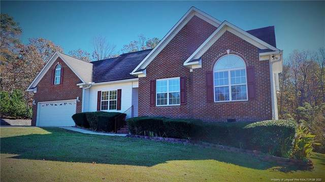 249 Colonial Hills Dr Drive, Lillington, NC 27546 (MLS #646388) :: Moving Forward Real Estate