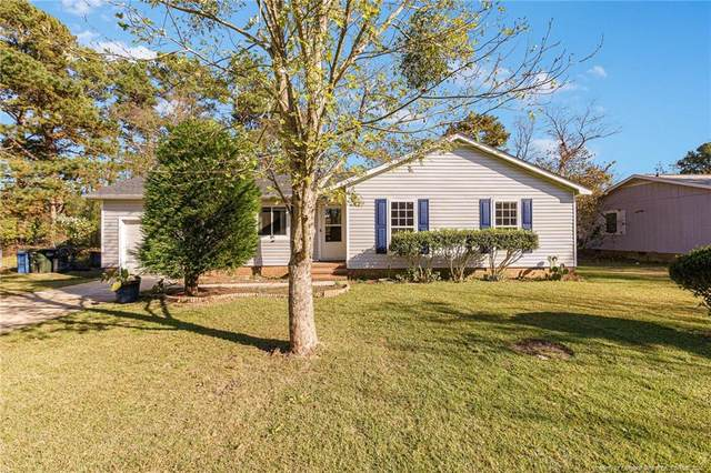 1611 Tysor Drive, Fayetteville, NC 28304 (MLS #646409) :: The Signature Group Realty Team