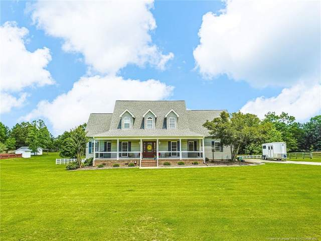 436 Mclendon Hills Drive, West End, NC 27376 (MLS #646432) :: The Signature Group Realty Team
