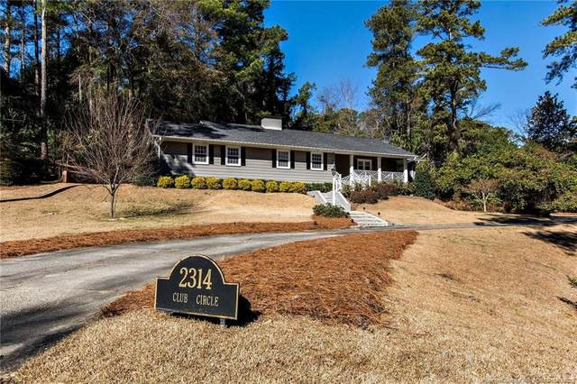 2314 Club Circle, Fayetteville, NC 28305 (MLS #646439) :: The Signature Group Realty Team
