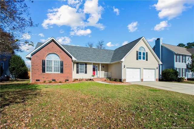 6504 Jacobs Creek Circle, Fayetteville, NC 28306 (MLS #646445) :: The Signature Group Realty Team