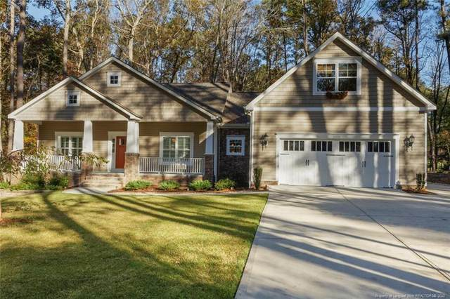 2005 Country Club Court, Sanford, NC 27332 (MLS #646479) :: On Point Realty